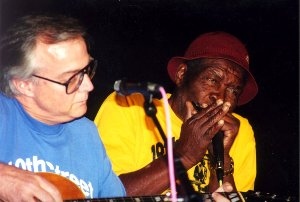 Photo of Fred Murphy and Pen Bogert