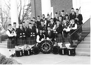 Photo of Louisville Pipe Band
