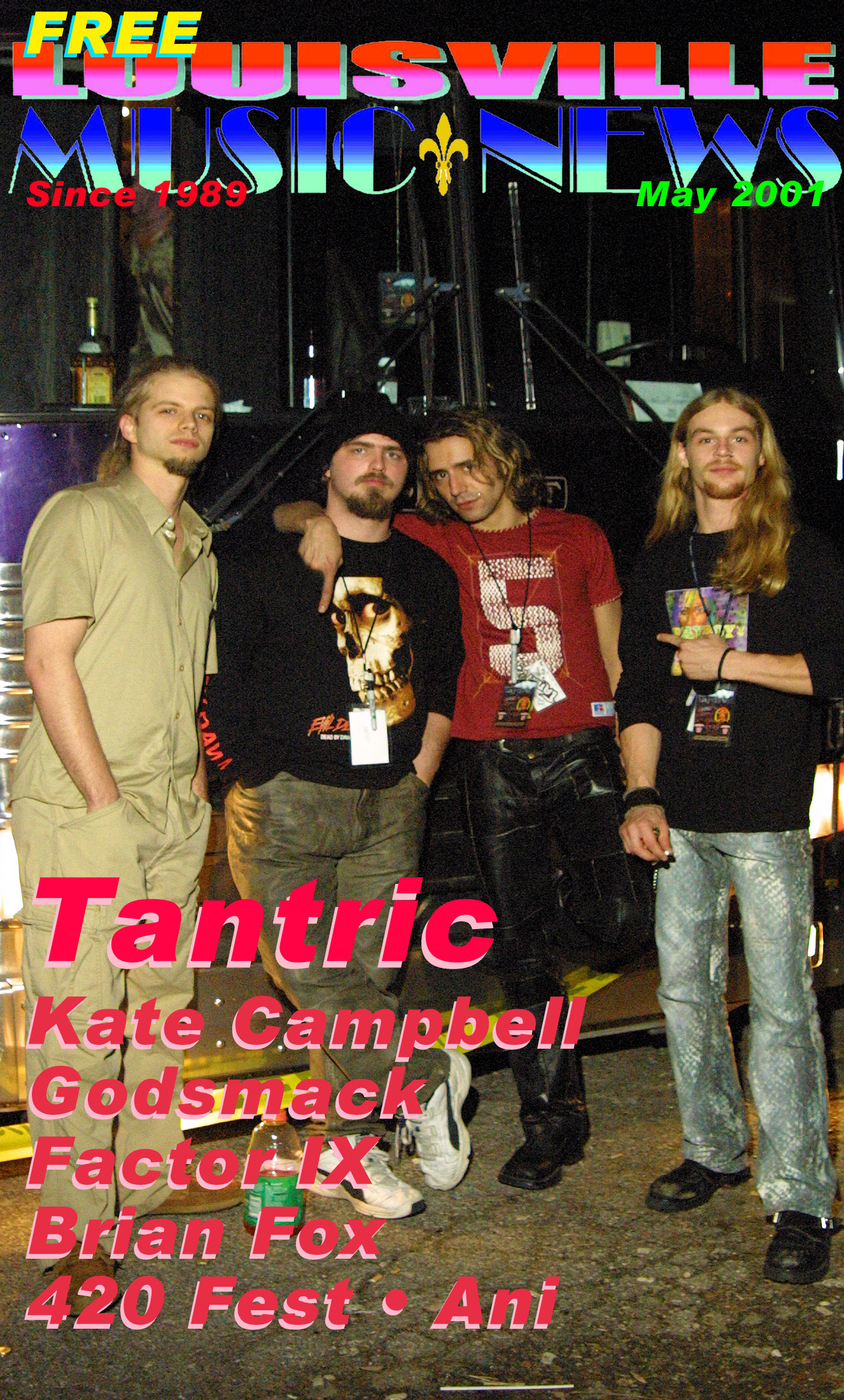 Photo of Tantric