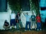 Photo by Christopher Rumage. From Left, DJ Rino (Thomas), Dj Mongo (Chris Miller), Jason Koerner, Mike Taylor, Tim Owens and Chris Taylor