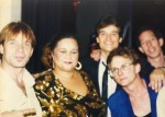 Lamont Gillispie and band with Etta James