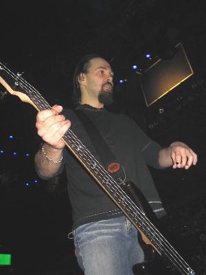Photo of Godsmack Bassist