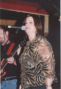 Photo of Sue O'Neil opened for Marcia Ball