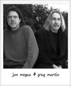 Photo of Jon McGee & Greg Martin