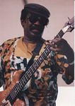 Photo of Sherman Holmes at the 1994 Chicago Blues Festival