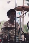 Photo of Willie 'Popsy' Dixon at the 1994 Chicago Blues Festival