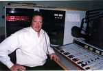 Photo of Kevin Yazell, host of the 'Saturday Night Blues Party'