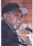 Photo of Henry Townsend, Chicago Blues Festival 2003